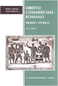 Diritto commerciale romano. Profilo storico