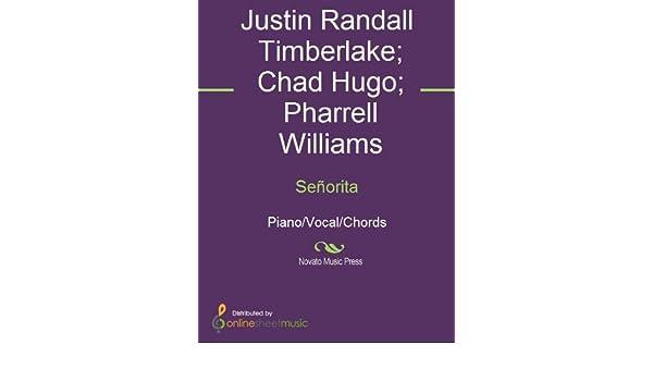 Seorita Ebook Chad Hugo Justin Timberlake Pharrell Williams