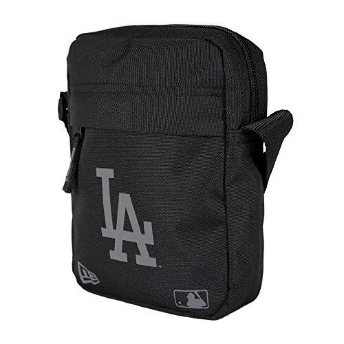 New Era MLB Side Bag Umhängetasche LA DODGERS Schwarz, Size:ONE SIZE