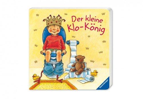 RV Der kleine Klo-König 16 Seiten, ab 24 Monaten (32427)