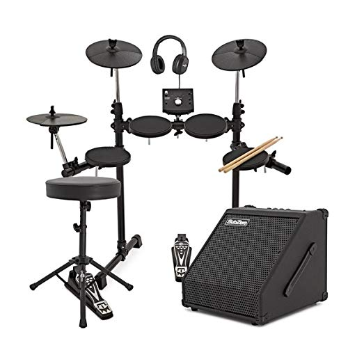 Digital Drums 400 – Kompaktes E-Drum-Kit im Paket mit Verstärker