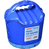 Bosmere Winter Care Plastic Salt Spreader, 5kg Capacity, Green, W105
