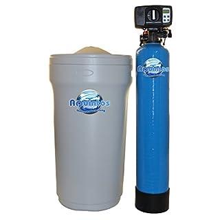 MEB 80 Einzel-Enthärtungsanlage-Wasserenthärtungsanlage-Entkalkungsanlage-Weichwasseranlage-Wasserenthärter mit separatem Salz,- Solebehälter