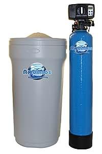 BMD 40 guitare enthärtungsanlage-wasserenthärtungsanlage-entkalkungsanlage-weichwasseranlage adoucisseur d'eau-sel-avec parasurtenseur solebehälter