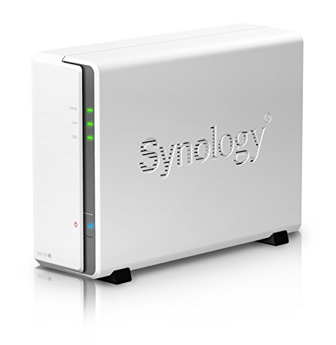 Best Synology DS115j 3TB (1 x 3TB WD RED) 1 Bay Desktop NAS Unit Discount