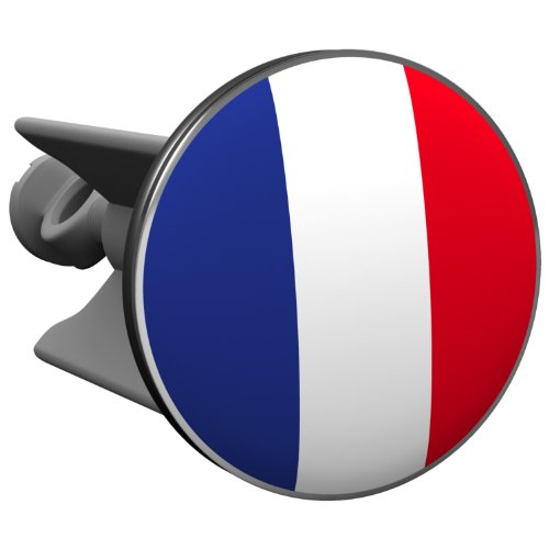 Plopp Waschbeckenstöpsel Frankreich, Stöpsel, Excenter Stopfen, für Waschbecken, Waschtisch, Abfluss