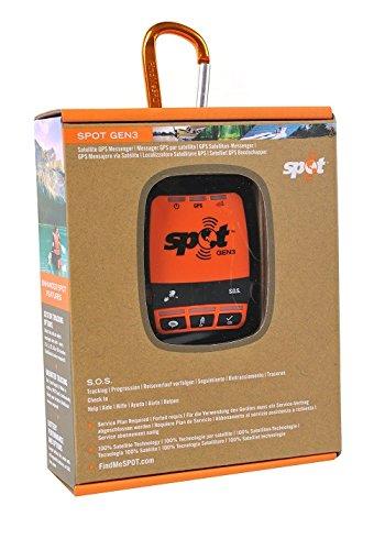 SPOT. Gen3 GPS Satélital con función de rastreador y mensajes, color naranja