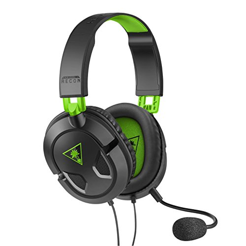Turtle Beach Ear Force Recon 50X Gaming Headset [Xbox One -  kompatibel mit dem neuen Xbox One Controller, PS4]
