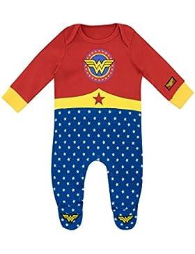 Wonder Woman Baby Mädchen Wonder Woman Schlafstrampler