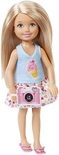 Mattel DMD95 Muñeca - Muñecas (Multicolor, Femenino, Chica, 3 Año(s), Chelsea, De plástico)