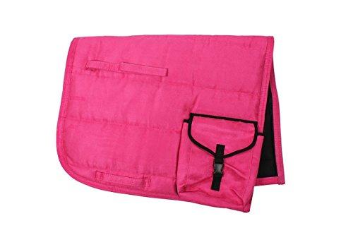 Equipride QHP Puff Schabracke mit Tasche in 7 tollen Farben