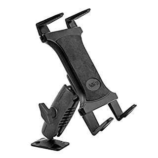 Arkon Drill Base Tablet Mount for Apple iPad Air 2 iPad Pro iPad 4 3 2 Samsung Galaxy Note 10.1 Galaxy Tab Pro