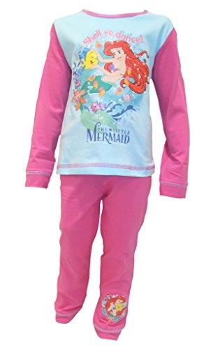 Disney -  Pigiama due pezzi  - Maniche lunghe  - ragazza multicolore 92 cm