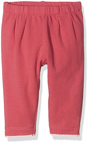 TOM TAILOR Kids Baby-Mädchen Jogginghose Peached Sweathose, Rot (Berry Red 5556), 68