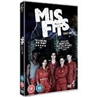 Misfits: E4 Series - Complete Season 1 Including DVD Exclusive Special Features & Interviews