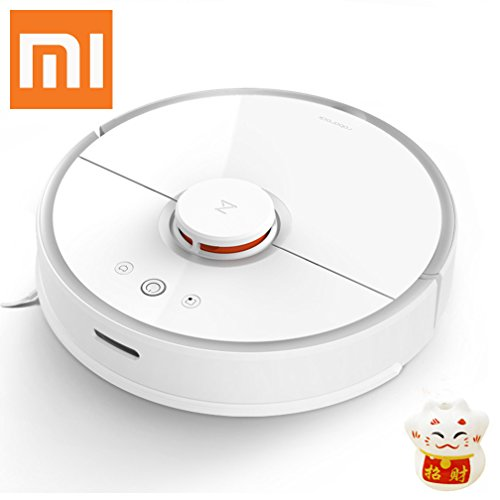 XIAOMI Robot Vacuum Cleaner 2 Generations with Mopping and Sweeping Function APP Control 5200mAh Battery 2000Pa Sucking Force