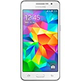 "Samsung Galaxy Grand Prime - Smartphone libre Android (pantalla 5"", cámara 8 Mp, 8 GB, Quad-Core 1.2 GHz, 1 GB RAM), blanco (importado de Italia)"