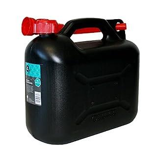 AUTONIK 126620 Kraftstoff-Kanister, Kunststoff, 10 L