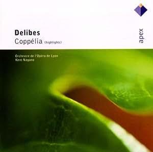 Delibes: Coppélia (Highlights)