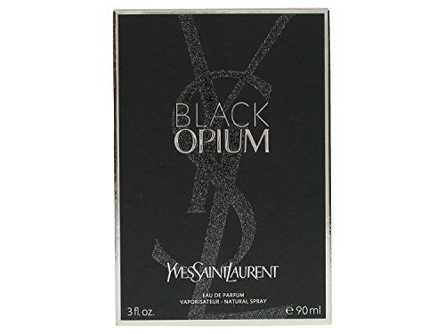 Yves Saint Laurent Black Opium Femme Woman Eau de Parfum 90 ml
