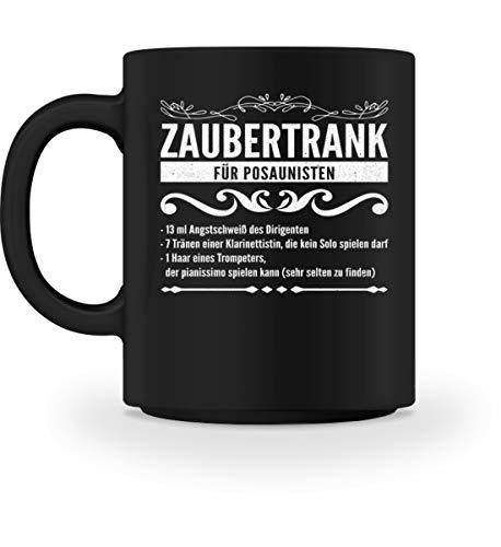 Zaubertrank für Orchester Posaunisten - Tasse
