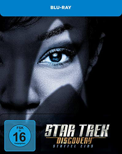 Staffel 1 (Limited Steelbook Edition) (exklusiv bei Amazon.de) [Blu-ray]