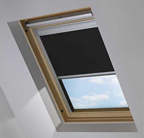 Blackout Roller Dach Jalousien für Ggl 6 Velux Windows-Fabric Shade Datenschutz