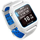 Avid Fit Runner 201 Montre de course à pied GPS Bluetooth