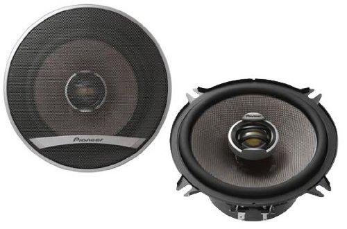 Pioneer TS-E1302i 2-Wege Koaxial Auto-Lautsprecher (13 cm Wooferdurchmesser, 180 Watt, zweilagiger IMX Aramid & Basaltfaserkonus mit Butylsicke, 4 Ohm)