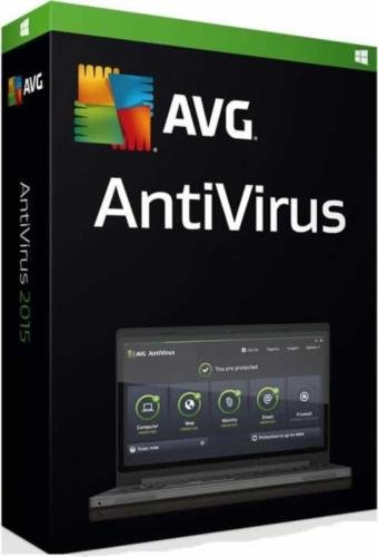 Avg Antivirus 1 User 1 Year (Download link & Activation key via Amazon message within 2 hours of purchase)
