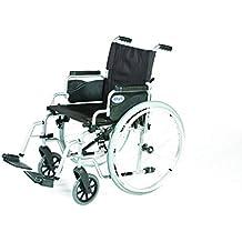 Patterson Medical Whirl - Silla de ruedas autopropulsada (41 cm)