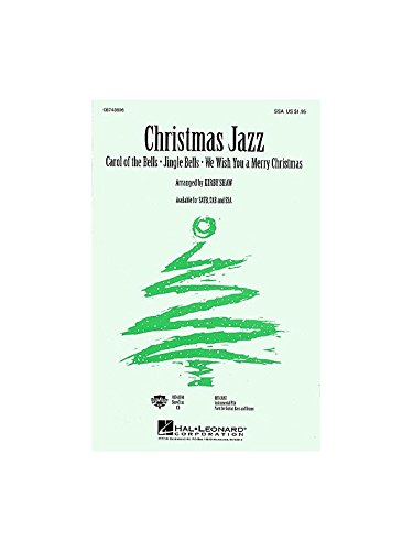 Christmas Jazz (Collection) - SSA + accompaniment - CHORAL SCORE