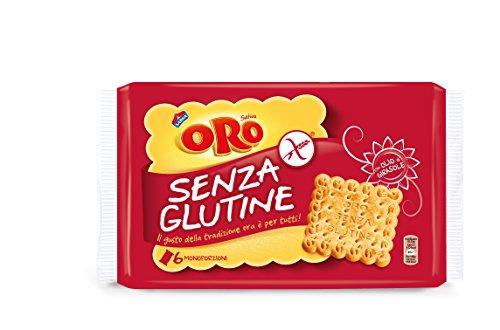 Oro Saiwa Cookies Gluten Free 200g