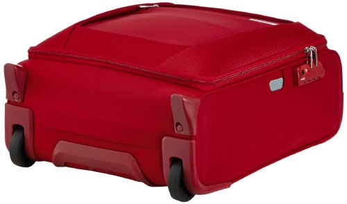 Samsonite Koffer Bordgepäck B-lite Upright 50/18 Lighter, 50 cm, 33 Liter, chili red, 53492-1198 chili red