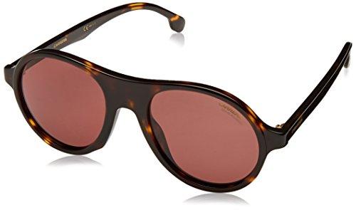 Carrera Unisex-Erwachsene 142/S W6 086 Sonnenbrille, Braun (Dark Havana Pink), 50