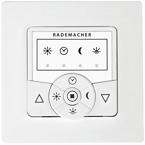 Rademacher 5615-UW Troll Basis DuoFern Rollladen ultraweiss