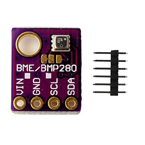 Amazon.es - BME280 I2C Barometric Pressure Temperature Humidity Sensor Module