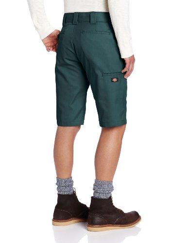 Dickies Herren Sport Shorts Streetwear Male Shorts Slim 13 Zoll Grün - Green - Lincoln Green