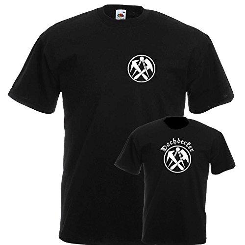 Dachdecker T-Shirt bis 5XL