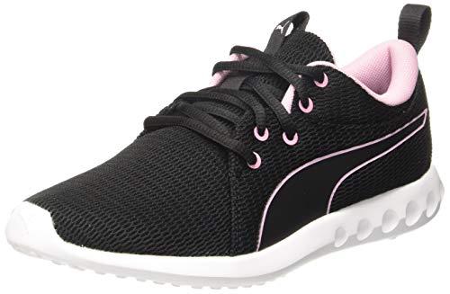 Puma Damen Carson 2 New Core WN's Sneaker, Black-Pale Pink, 37 EU