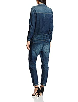 G-Star RAW Women's Chopper Bf Boiler Suit Wm Jumpsuits