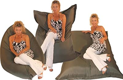 XXX-L 3-in-1 Outdoor Beanbags Big Brother Beanbag OLIVE Indoor & Outdoor