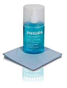 Philips Screen cleaner - equipment cleansing kits (Liquid, LCD/TFT/Plasma)