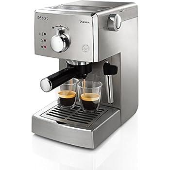 Saeco HD8427/11 Macchina Espresso manuale Poemia Top