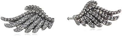 Pandora 290581 CZ-Pendientes (plata 925 y óxido de circonio)