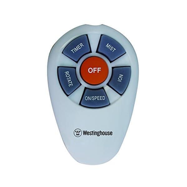 Westinghouse-Cascata-Ventilador-de-pie-con-funcin-humidificadora-del-aire-53-W-color-blanco