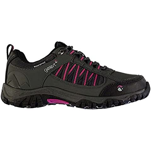 Gelert Mujer Horizon Low Impermeable Caminar Zapatos Exterior Trekking Hiking