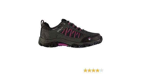 Gelert Horizon Damen Wanderschuhe Wasserdicht Outdoor Schuhe Trekkingschuhe Charcoal 6.5 (40) vV1TkO