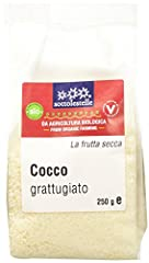 Idea Regalo - Sottolestelle Cocco Grattugiato - 4 pezzi da 250 g [1 kg]