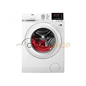 AEG L6FBG741 Libera installazione Carica frontale 7kg 1400Giri/min A+++ Bianco lavatrice